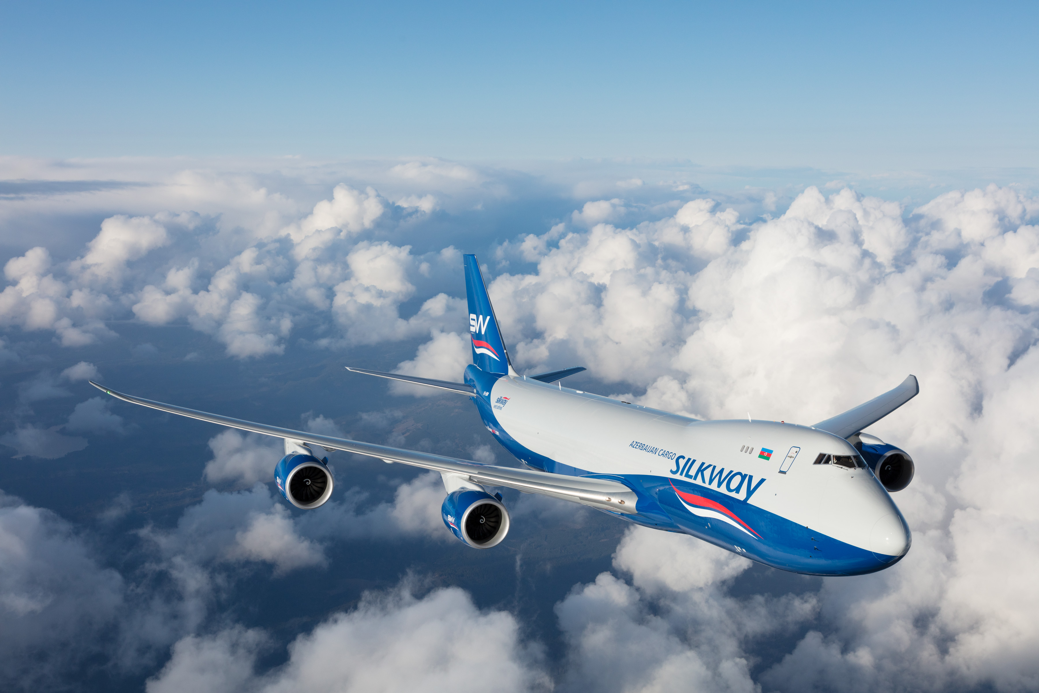 Silkway West Airlines pursues a strategic cooperation with jal cargo