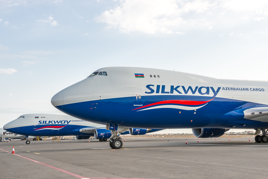 FADI NAHAS APPOINTED VICE PRESIDENT, THE AMERICAS FOR SILK WAY AIRLINES USA
