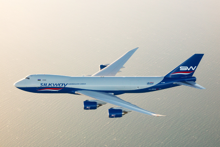 Silk Way West Airlines extended IATA certificate for air cargo flight safety